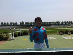20150425 京都4R 3歳未勝利 レーヌドブリエ 22
