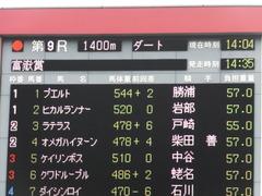 20160528 東京9R 富嶽賞(1000) プエルト 01