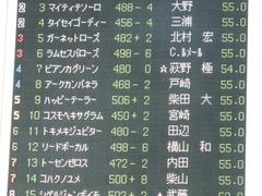 20171111 東京2R 2歳未勝利 ハッピーテーラー 01