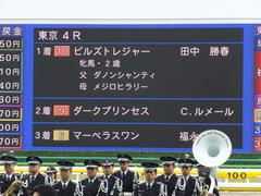 20161030 東京4R 2歳メイクデビュー ビルズトレジャー 29