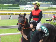 20150627 東京8R 東京JS(JG3) メジロサンノウ 12