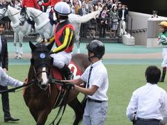 20160529 東京12R 目黒記念(G2) リヤンドファミユ 10