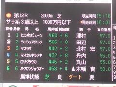 20181202 中山12R (1000) ラッシュアタック 01