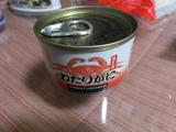 カニの缶詰