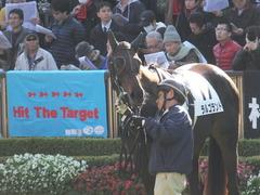 20151129 東京2R 2歳未勝利 ラルゴランド 10