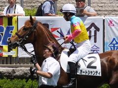 20160604 東京3R 3歳未勝利 オートシャンティ 12