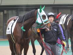 20160130 東京3R 3歳未勝利 カズノメガミ 02