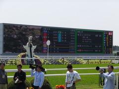 20150425 京都4R 3歳未勝利 レーヌドブリエ 18