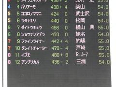 20141122 東京9R からまつ賞 ファインライナー 01