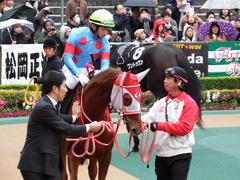20171118 東京10R ユートピアS(牝1600) レーヌドブリエ 11