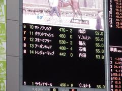 20171104 東京10R ノベンバーS(1600) トレジャーマップ 01