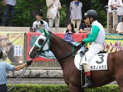 20150621 東京5R 2歳メイクデビュー  カズノメガミ 09