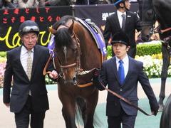20161030 東京11R 天皇賞・秋(G1) モーリス 08
