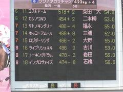 20160522 東京10R フリーウェイS(1600) ロジダーリング 01
