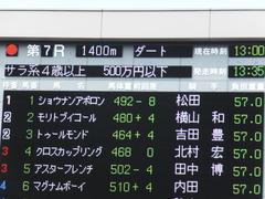 20140503 東京7R ショウナンアポロン 01