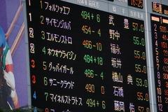 20191027 東京12R 西湖特別 3歳上2勝クラス ホウオウライジン 01