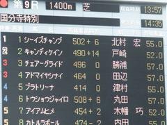20180602 東京9R 国分寺特別 3歳上500万下 アドマイヤシナイ 01