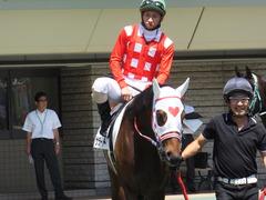 20170617 東京1R 2歳未勝利 サラート 15