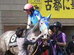 20150425 京都11R 錦S  アドマイヤビジン 11