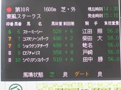 20170312 中山10R 東風S ショウナンアチーヴ 01