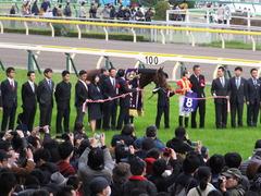 20161030 東京11R 天皇賞・秋(G1) モーリス 31