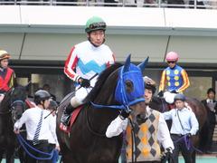 20151107 東京11R 京王杯2歳S(G2) モーゼス 14