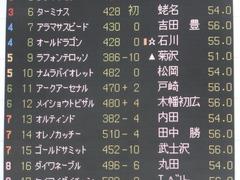 20160423 東京5R 3歳未勝利 アークアーセナル 01