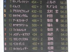 20170604 東京4R 3歳未勝利 ホウオウドリーム 02