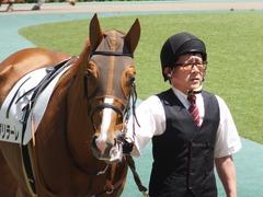 20170430 東京6R 3歳(500) ブリラーレ 12