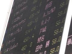 20161030 東京11R 天皇賞・秋(G1) サトノノブレス 02