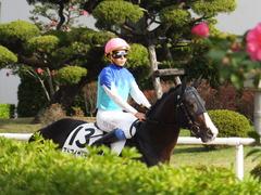 20151121 京都1R 2歳未勝利 アドマイヤムテキ 11