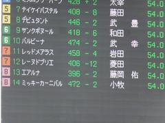 20150207 京都5R 3歳未勝利 レーヌドブリエ 03