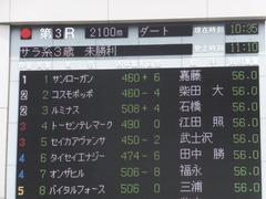 20150523 東京3R 3歳未勝利 コスモポッポ 01