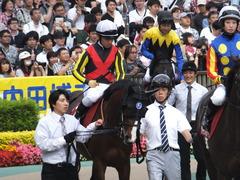 20160529 東京12R 目黒記念(G2) リヤンドファミユ 12