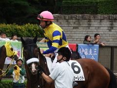 20180616 東京6R 3歳未勝利 ロジスカーレット 17