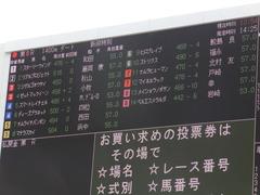 20170910 阪神9R 新涼特別(1000) メイショウノボサン 01