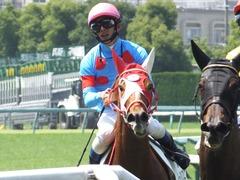 20160618 阪神8R 3歳上牝馬500万下 レーヌドブリエ 25