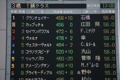 20200216 東京6R 3歳1勝クラス コウソクスピード 01