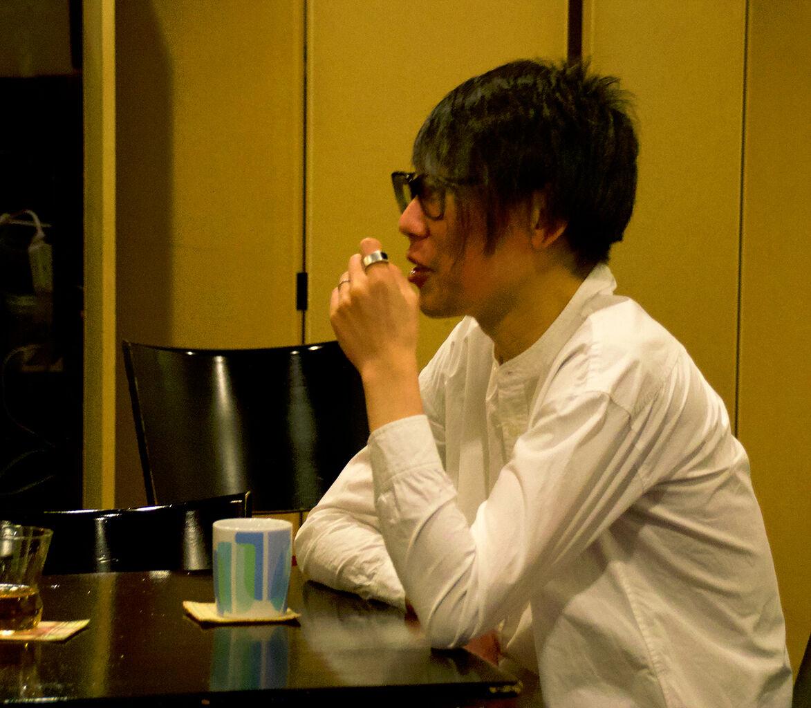 JUKEBOX _Interview柳 隼一