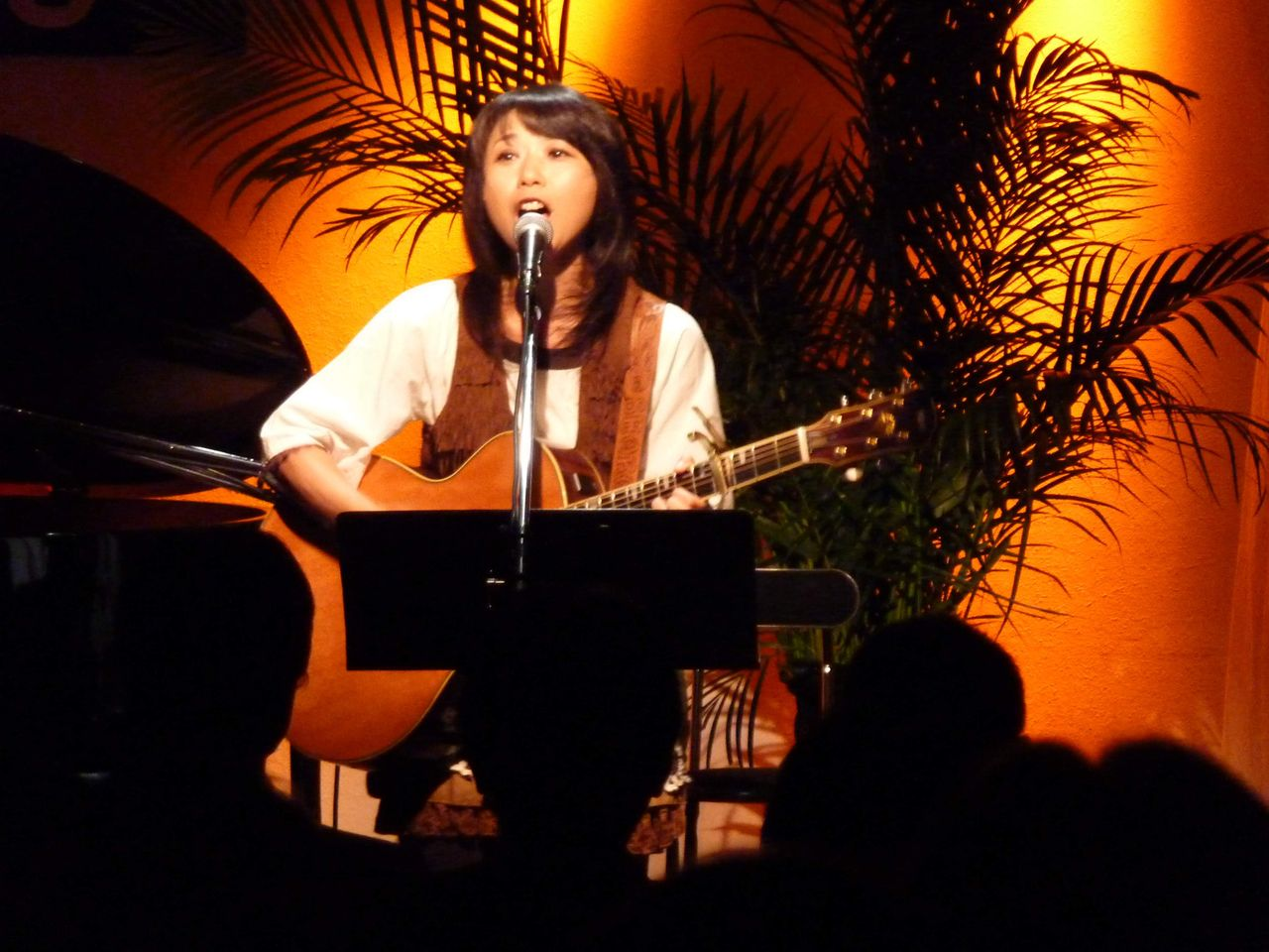 沢田聖子ギター