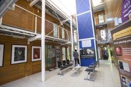 Arts University Bournemouth キャンパス