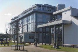 Arts University Bournemouth キャンパス1