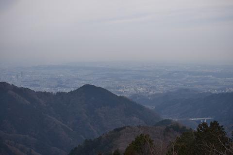 景信山山頂景色 ブログ用