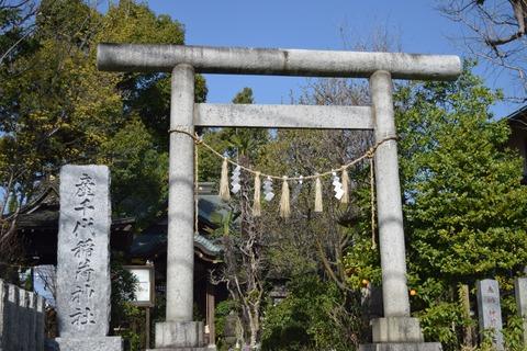 産千代稲荷神社 ブログ用