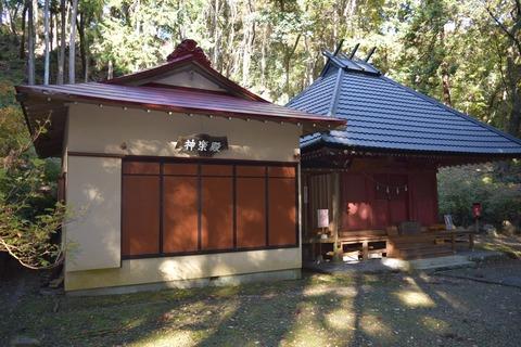 貴志嶋神社 神楽殿 ブログ用