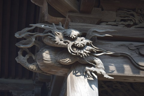 長福寺 山門 ブログ用3