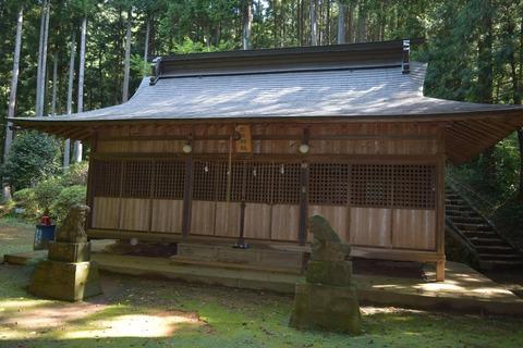 天竺山 三内神社