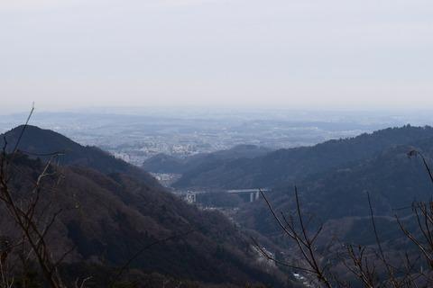 景信山 景色 ブログ用