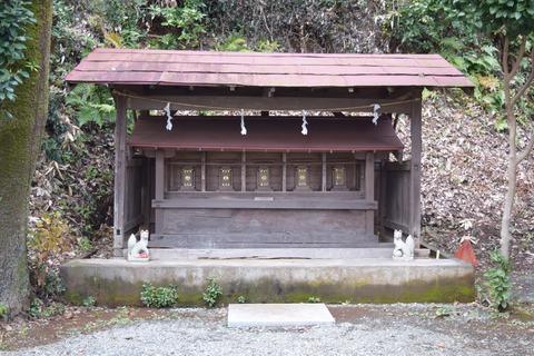 梶原八幡神社 末社 五社宮 ブログ用