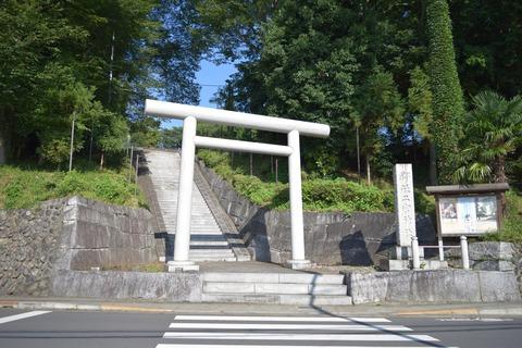 ブログ用 二宮城跡4